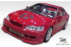 1999 Honda Accord Extreme Dimensions Spyder Bumper (Front)
