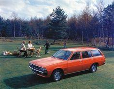 Mitsubishi Galant Sigma Wagon