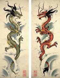 """Résultat de recherche d'images pour """"enluminure dragons"""""""