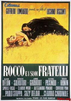 """""""Rocco e i suoi fratelli"""" (1960). Country: Italy. Director: Luchino Visconti."""