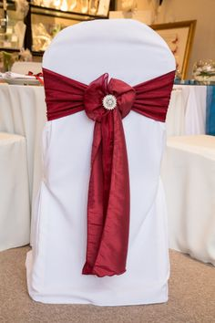 Chair Cover And Sash Hire Birmingham Nice Dining Room Chairs 51 Best Beautiful Covers Images Wedding Decorated Red Events Themes Event Dresses Dressing Sashes