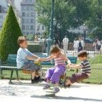 Paris with Kids - tips for traveling with kids