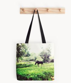 Beautiful Moose Tote Bag. This tote design is by Nicola Mulryan. The photo was taken in Sweden.