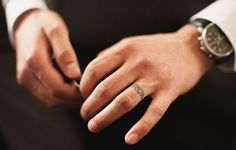 tattoo on the ring finger (this is what my hubby needs) since he cant wear his wedding band at work! :)