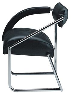 Eileen Gray designed her Non-Conformist Chair between 1925 and 1929.