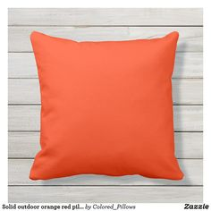 Rest your head on one of Zazzle's Red decorative & custom throw pillows. Add comfort and transform any couch, bed or chair into the perfect space! Red Decorative Pillows, Red Throw Pillows, Orange Pillows, Colorful Pillows, Couch Pillows, Outdoor Throw Pillows, Custom Pillows, Decor Pillows, Candy Apple Red