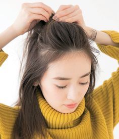Hair Arrange, Hair Beauty, Style, Fashion, Swag, Moda, Stylus, Fashion Styles