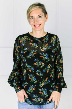 Desray Fall Winter   Be On Trend With This Floral Shirt This
