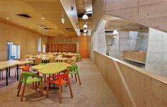 Abedian School of Architecture / CRAB Studio