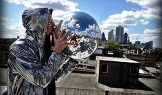 Disco Hoodie - Disco Ball Hoodie - Betabrand
