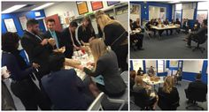 Friday morning the team from Shore Thing Marketing had 'Breakfast with a Manager'. Everyone enjoyed bagels and coffee while they heard from the CEO, Rich, about his story coming into the business. Definitely a great way to end the week!