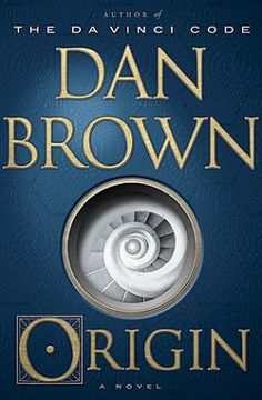 "Fresh-scraped Vellum - A blog devoted to historical and fantasy fiction: Puzzle-like Plots: ""Origin"" by Dan Brown"