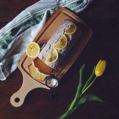 Lemon cake by Gaia