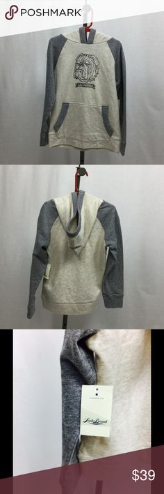 NWT Lucky Brand poll overfor kids. LUCKY BRAND. Kids poll over sweat shirt. Size 6 for boys. Made in China. Lucky Brand Other