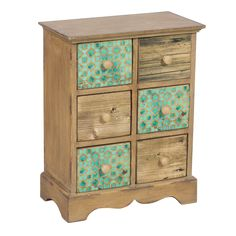 DWBH Aqua Collection medium 6 drawer unit, Global Free Style, Yungaburra  | Atherton Tablelands | Queensland | Australia
