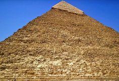 Pirâmide do Egito.