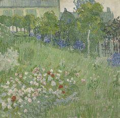Daubigny's Garden, Vincent van Gogh