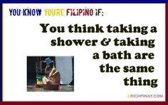 It was only a few years ago when I learned the diff between the two. Funny Instagram Pictures, Funny Pictures, Filipino Humor, Memes Pinoy, Tagalog Qoutes, Asian Humor, Philippines Culture, Have A Laugh, Filipina