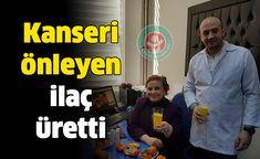 Manisa'da Doç. Dr. Özlem Tokuşoğlu ve öğrencileri, kanseri de önlemeye yardımcı olacak, mandalina kabuğundan sağlıklı tablet üretti. #kanser #sağlık #sağlıkhaberleri