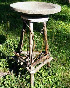 9 Twig Craft Ideas For Garden Design