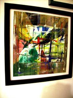 """Saatchi Art Artist alessandro cozzani; Painting, """"""""Cambiamenti"""" astratto COZZANI Abstract """" #art"""