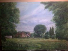 Love painting Suffolk