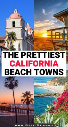 9 Prettiest Beach Towns in California | Best Coastal towns in California | Hidden Gems in California | Best towns to see on a California Coast Road Trip | Where to stop on a California Road Trip | Best places to go hiking by the beach in California | Where to stay on the California coast | Tips and tricks for California travelers | Places to go on a California trip | Bucket list California beach towns | Laguna Beach | Malibu | Mendocino #sandiego #losangeles #california #beach #traveltips