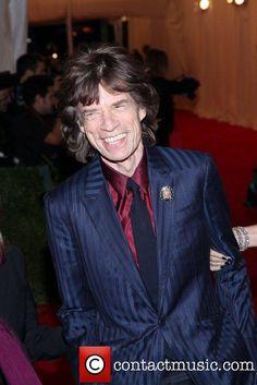 Mick Jagger Schiaparelli and Prada 'Impossible Conversations' Costume