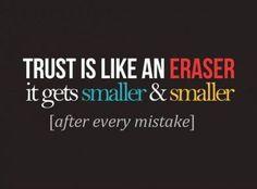 resort to little white lies...