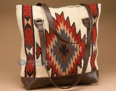 Southwestern Zapotec Woven Wool Purse (425)