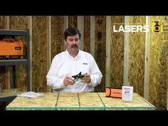 Johnson Level 40-6174 Magnetic Torpedo Laser Level - Kit Contents - YouTube