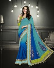 Captivating latest wholesale designer embroidery sarees available at addsharesale, an online web where suppliers meets sellers to smoothly manage clothing products. www.addsharesale.com