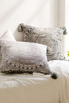 Plum & Bow Raya Oversized Pillow - Urban Outfitters