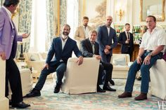 Mel Gibson, Kellen Lutz, Harrison Ford, Jason Statham, & Arnold Schwarzenegger (The Expendables The Expendables, Expendables Tattoo, Jason Statham, Harrison Ford, Arnold Schwarzenegger, Terry Crews, Mel Gibson, Sylvester Stallone, Actor