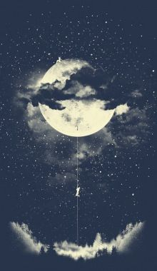 Background Moon 2