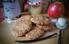 Jablkové sušienky - obrázok 2