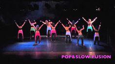 """#pop&slow Martina e le sue allieve allo #spettacolo di fine anno """"Quelli di... Aries"""" del 22 giugno 2014"""
