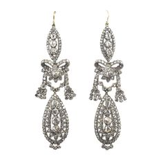 Double Pentagon Drop Earrings by Melanie Auld at Gilt | Jewelry ...