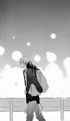 Manga couple, Last game Manga Couple, Anime Couples Manga, Cute Anime Couples, Manga Drawing, Manga Art, Manga Anime, Kawaii Anime, Last Game Manga, Cute Couple Drawings
