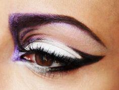 DIY Halloween Makeup : Fashion Inspired