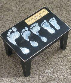 11 Cool Hand and Footprint Art Ideas