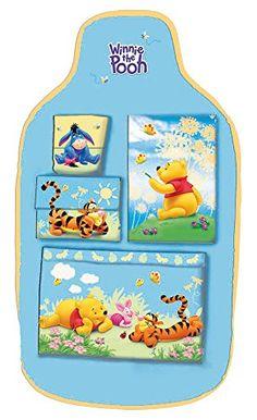 Disney Baby Protector de asiento portaobjetos Winnie the Pooh