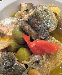 eatingclub vancouver: Sardinas na Bangus (Milkfish in the style of Sardines) and Pressure Cooker Fear