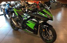 #DealOfTheDay 2016 Kawasaki Ninja® 300 ABS KRT <$5.5K from Freedom Powersports  #Kawasaki #motorcycles #motorcycle