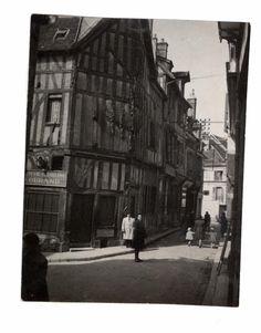 Photo Snapshot animée Joigny Vieille Maison L'Arbre De Jesse Boucherie Chevaline