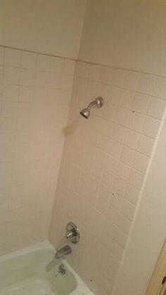 Spare bathroom shower