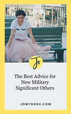 Great advice for milsos from military spouses and significant others who have been there!  #advice #relationship #milso #milspo #militaryspouse #milspouse #military #army #airforce #marines #navy #arng #nationalguard #reserves #jomygosh