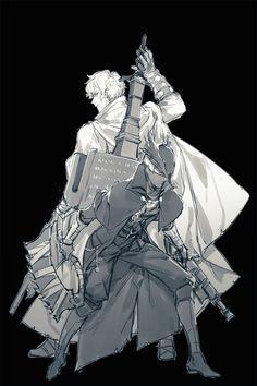 Dark Fantasy, Fantasy Art, Character Art, Character Design, Bloodborne Art, Dark Souls Art, Old Blood, Anime Group, Knight Art