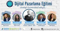 2 - 3 Mayıs 2017 tarihlerinde Dijital Pazarlama Eğitimi vermek için Uludağ Üniversitesi'ndeydik. http://www.seoakademi.com.tr  #dijitalpazarlama #seo #sosyalmedya #uludağüniversitesi  #ulugiat #bilişimzirvesi #girisimcilikatolyesi #viralreklam #seoakademi #caglakavi