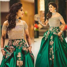 Looking for Bridal Lehenga for your wedding ? Dulhaniyaa curated the list of Best Bridal Wear Store with variety of Bridal Lehenga with their prices Indian Wedding Gowns, Indian Bridal, Bridal Dresses, Pakistani Bridal, Lehenga Wedding, Bridal Sarees, Indian Weddings, Party Dresses, Bridesmaid Dresses